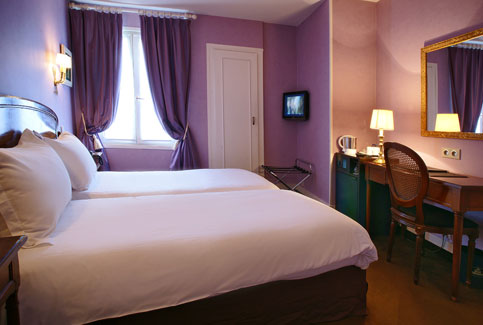 Hotel Aramis Saint Germain Paris