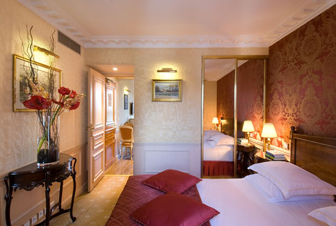 Paris Luxury Hotels - Hotel Relais St Jacques
