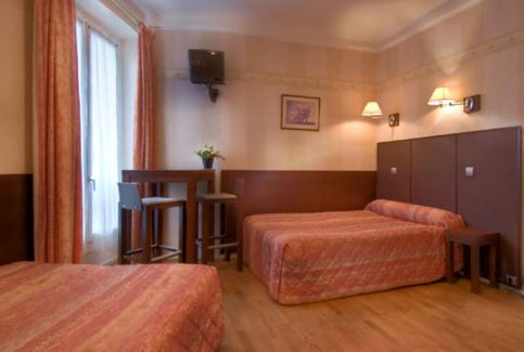 cheap latin quarter hotel