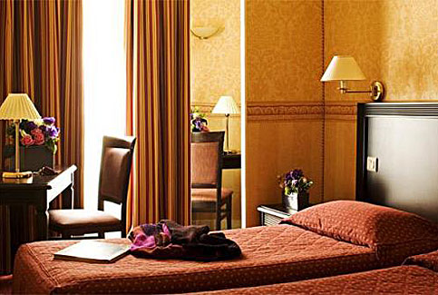 hotel unic renoir st germain paris